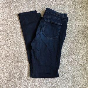 Paige Horton Straight Jeans